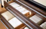 Хранение постельного белья: идеи и способы