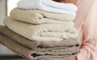 Хранение полотенец дома: в ванной, на кухне и шкафу