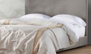 Стирка льняного одеяла: особенности ухода
