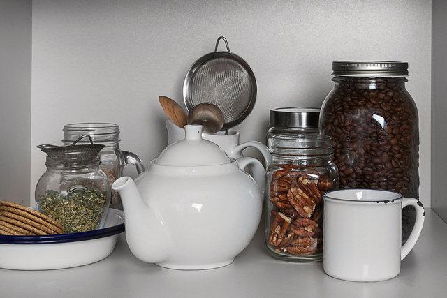 Условия хранения кофе дома