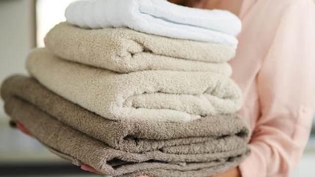Как хранить полотенца дома