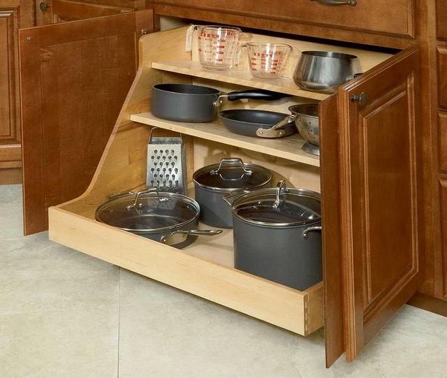 Система хранения сковородок