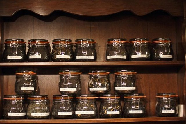 Сколько можно хранить чай