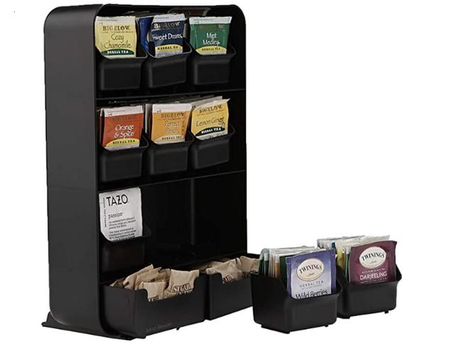 Хранение чая в пакетах