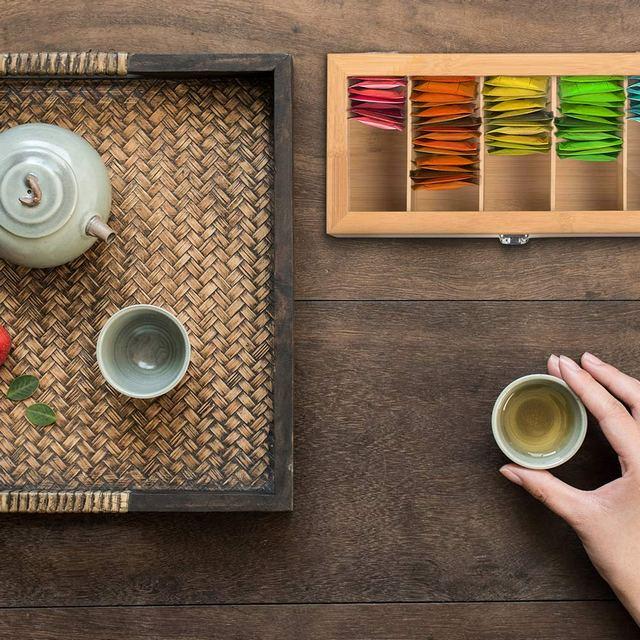 Условия хранения чая
