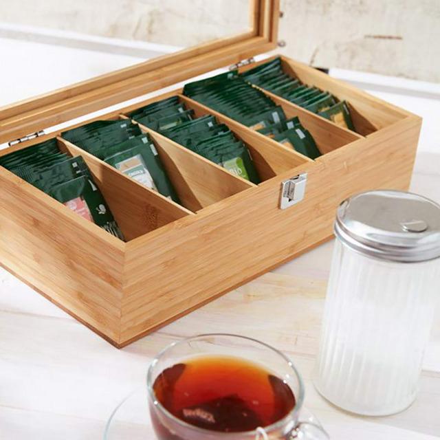 Шкатулка для хранения чая