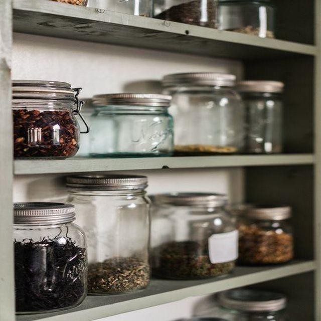 Хранение листового чая