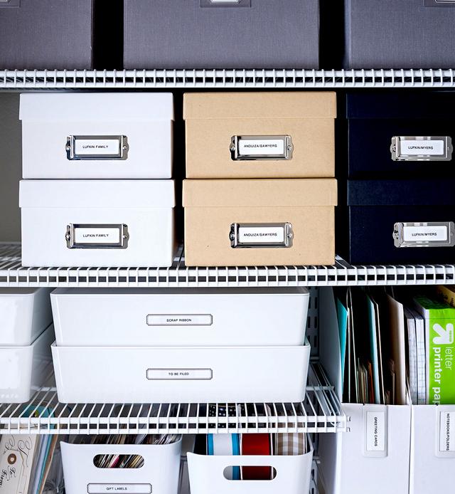 Способы хранения документов дома