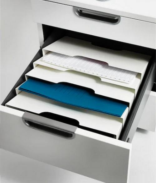 Органайзер для документов для ящика