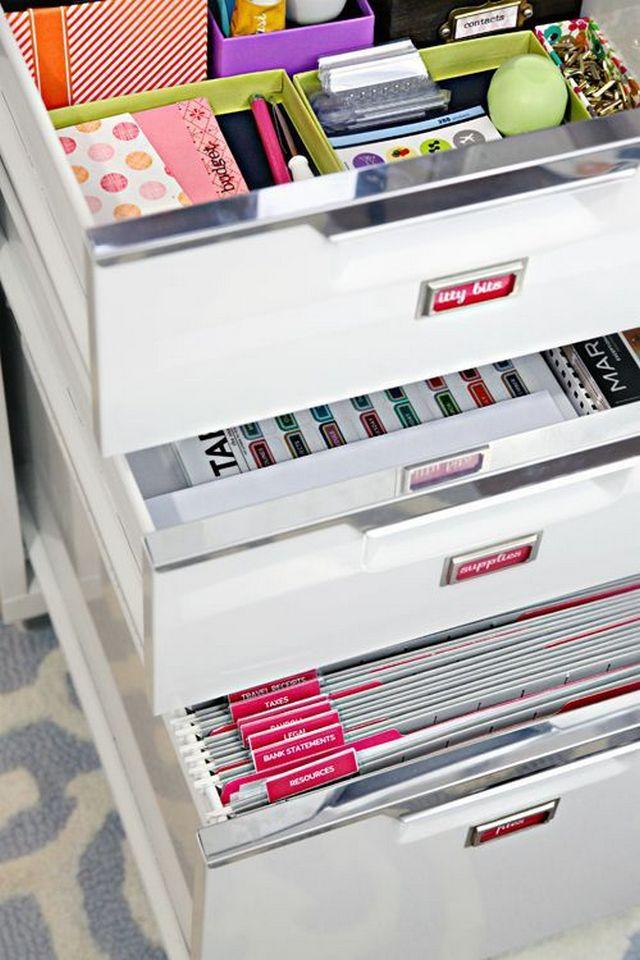 Система домашнего хранения документов