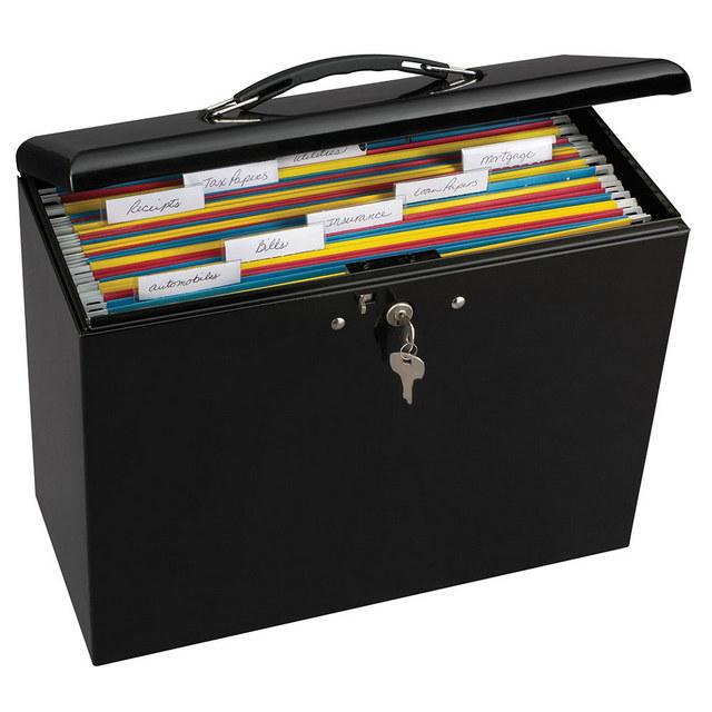 Ящик для хранения документов дома и в офисе