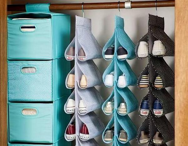 Как хранить обувь в квартире