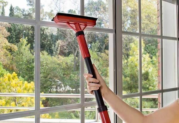 Как помыть окна в квартире