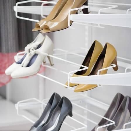 Правила хранения обуви