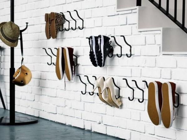 Приспособления для хранения обуви