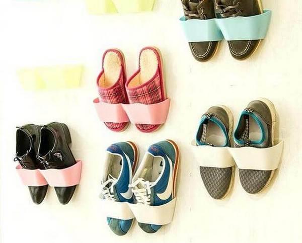 Условия хранения обуви