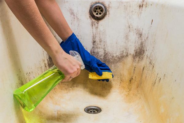 Средство для чистки ванн