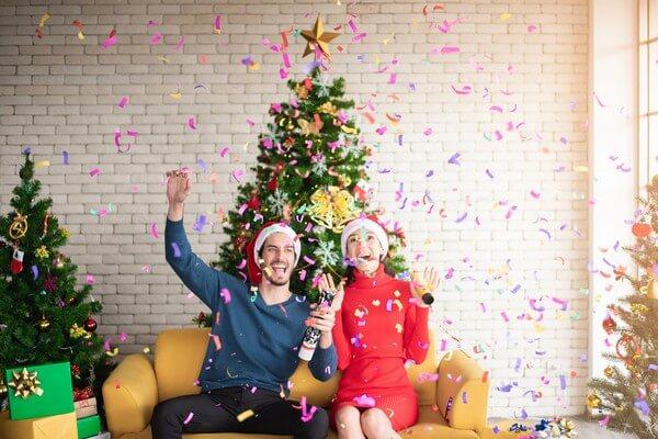 Уборка к Новому году