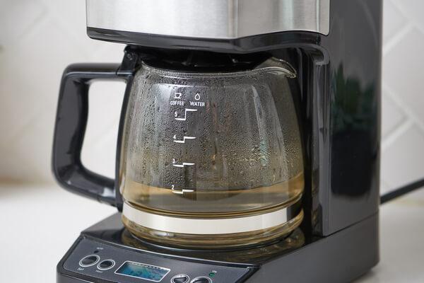 Накипь в кофемашине