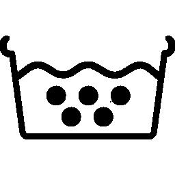 Расшифровка стирки в горячей воде