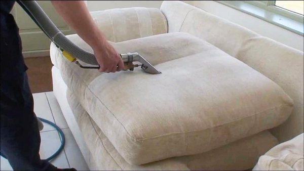 Как помыть диван